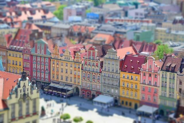 zdjęcie do tekstu - Wrocław - najciekawsze budynki