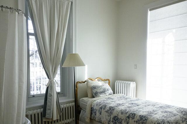 Zdjęcie do tekstu - Mała sypialnia - jak urządzić?