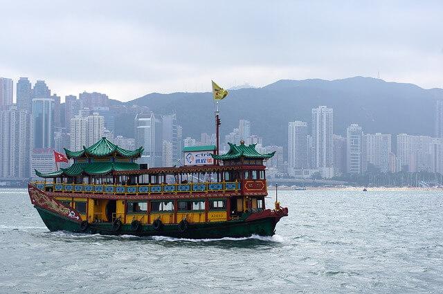 Zdjęcie do tekstu - Hongkong: starcia demonstrantów