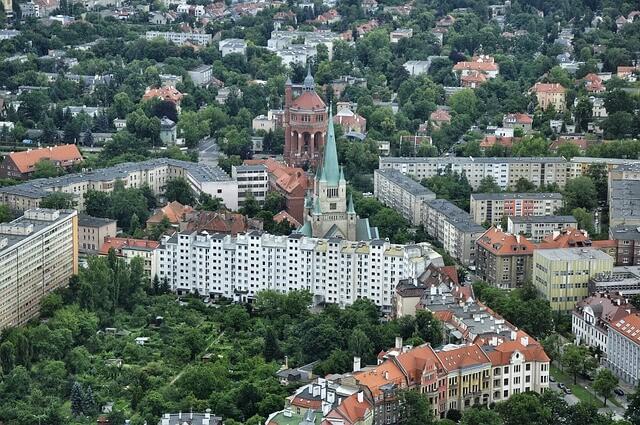 Zdjęcie do tekstu - Inwestycje mieszkaniowe - Wrocław