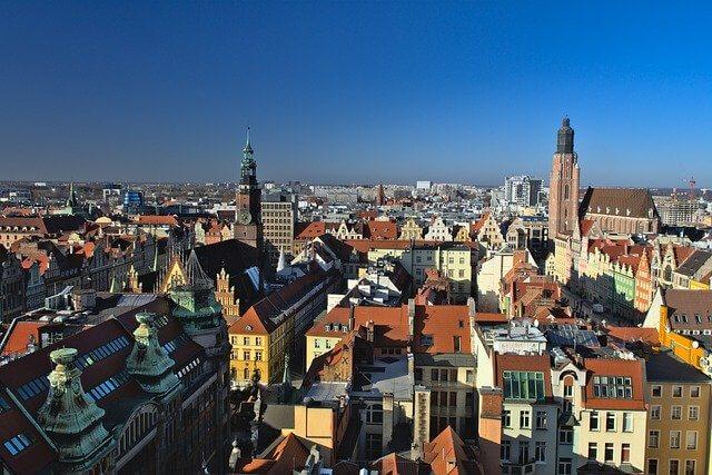 Zdjęcie do tekstu - Jak zmienił się Wrocław?