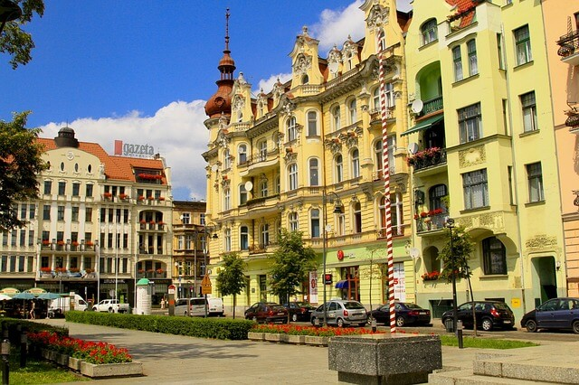 Zdjęcie do tekstu - Największe miasta - Bydgoszcz