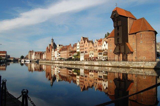 Zdjęcie do tekstu - Największe miasta - Gdańsk