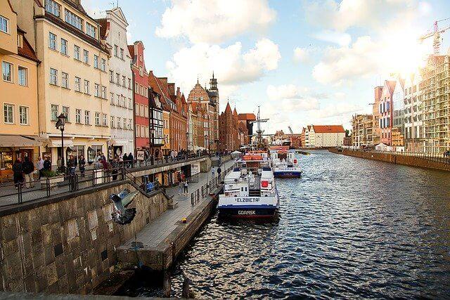 Zdjęcie do tekstu - Największe miasta - Gdynia