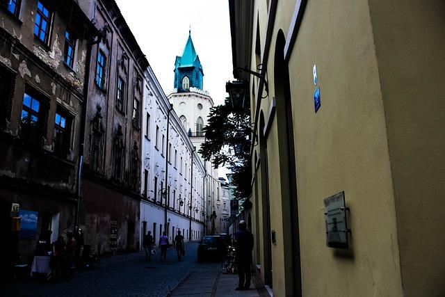 Zdjęcie do tekstu - Największe miasta - Lublin