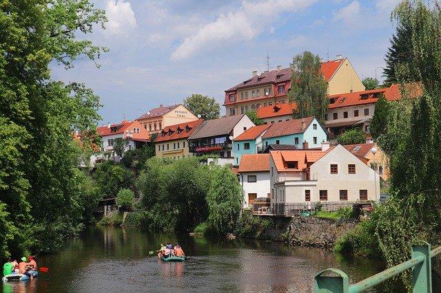 Zdjęcie do tekstu - Najtańsze europejskie miasta - Czeski Krumlow