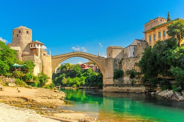 Zdjęcie do tekstu - Najtańsze europejskie miasta - Sarajewo