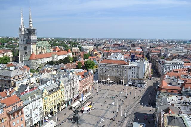 Zdjęcie to tekstu - Najtańsze europejskie miasta - Zagrzeb
